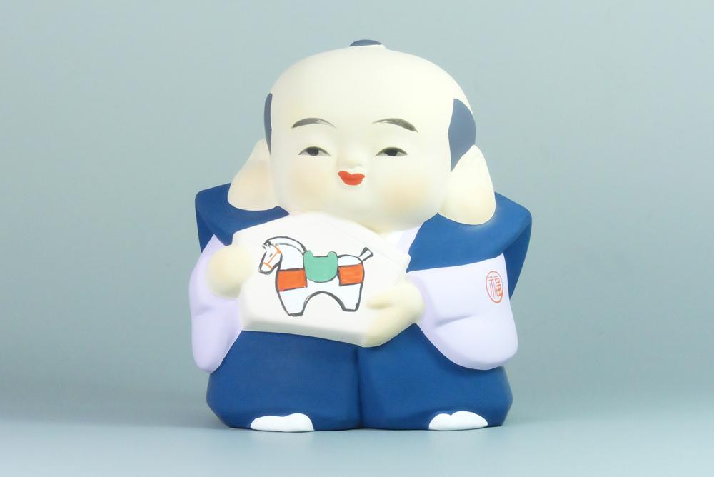 福助人形 平成26年度 午年