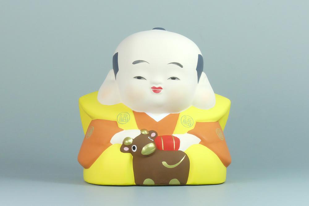 福助人形 平成21年度 丑年